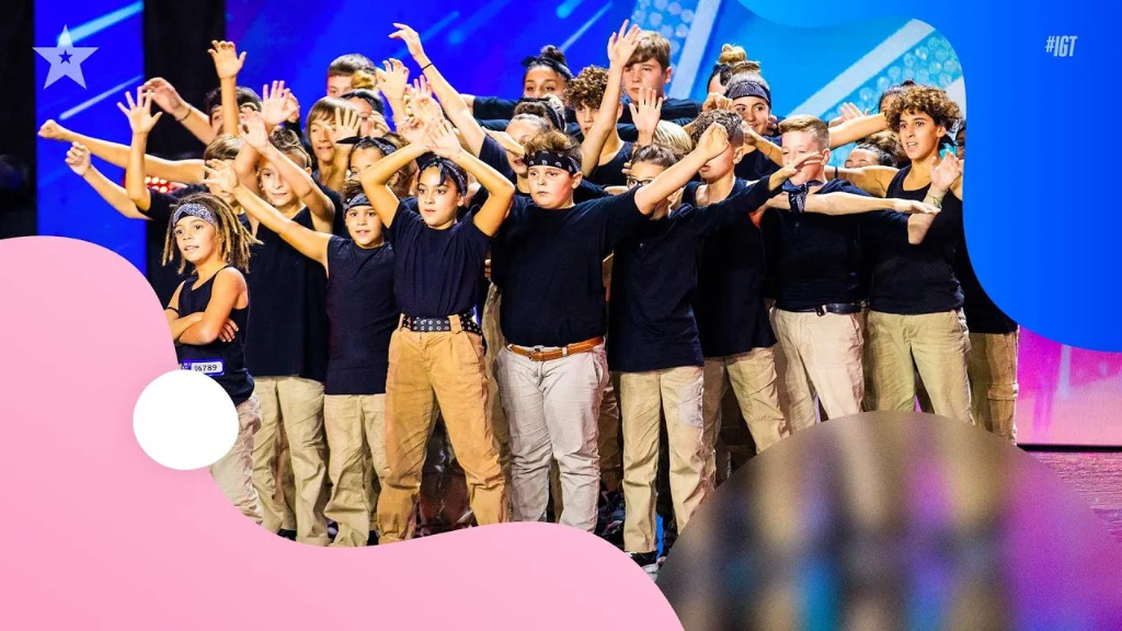 Italia's Got Talent 2021, Shot's Bounce Academy, la crew di giovanissimi (video)