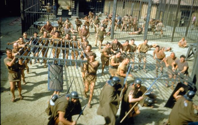 Spartacus, trama e trailer del film in onda lunedì 1 marzo su IRIS