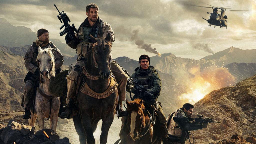 12 Soldiers la trama del film su Rai 2 stasera sabato 6 marzo