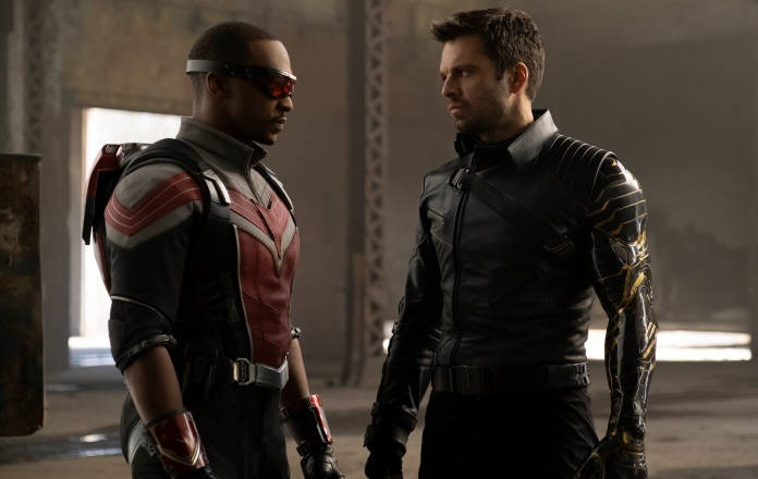 the facon and the winter soldier