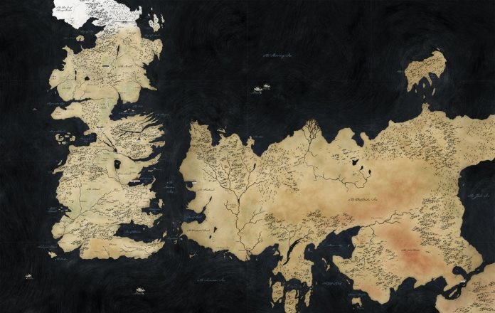 Westeros game of thrones