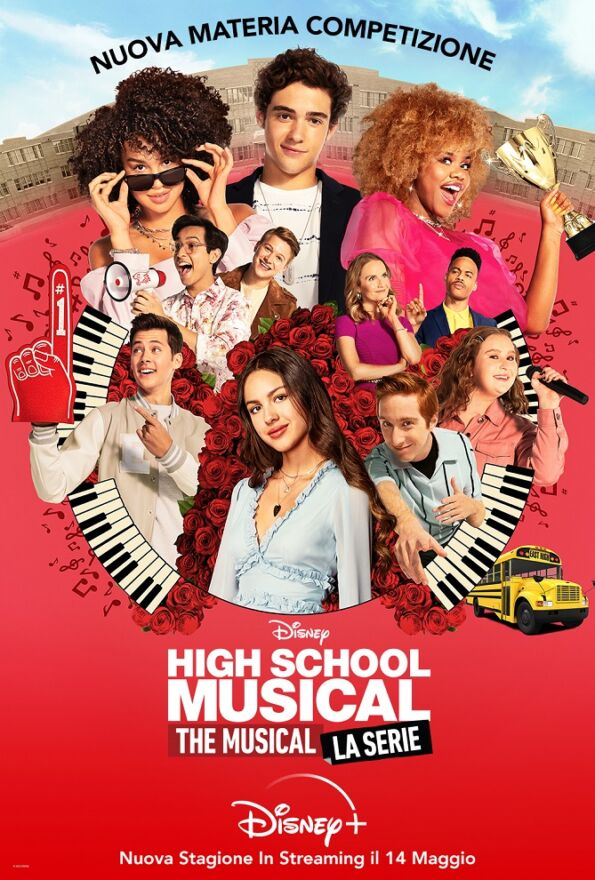 high school musical the musical la serie