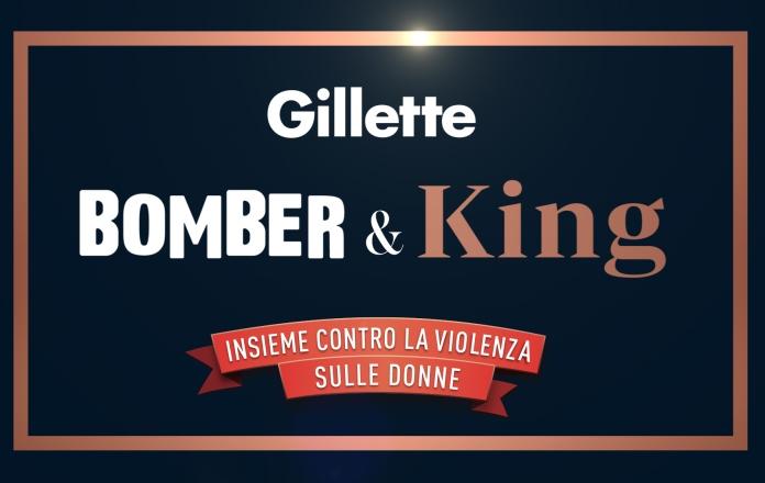 Gillette Bomber & King