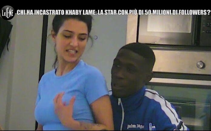 Khaby Lame Le iene
