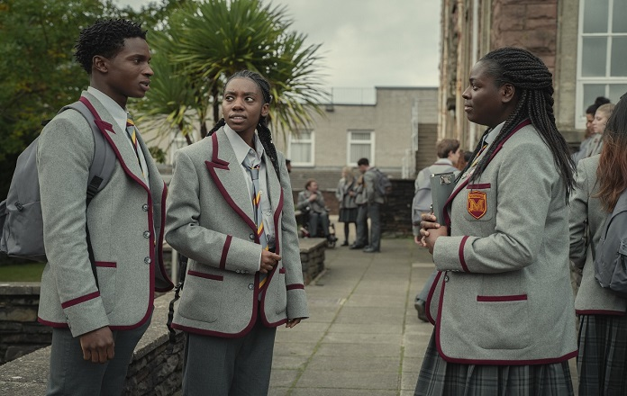 scena da sex education 3