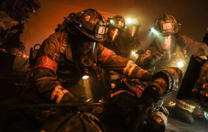Chicago Fire 14 luglio
