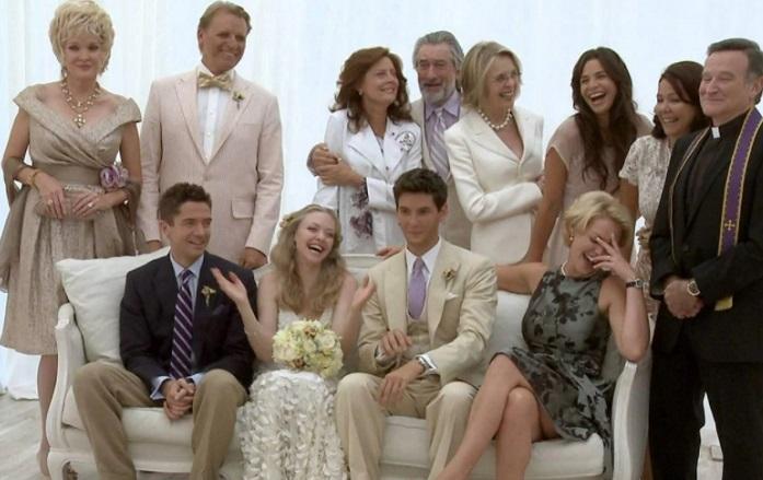 Big Wedding ascolti tv lunedì 23 agosto