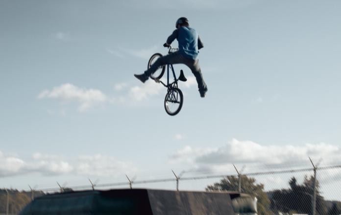 The Ride - Storia di un campione still
