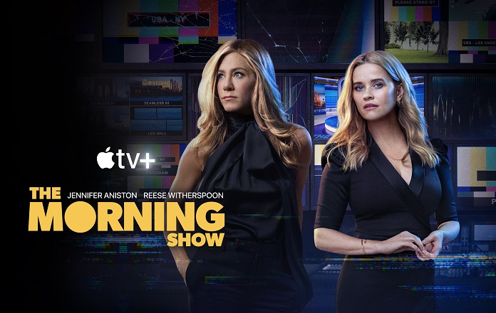 Poster di The Morning SHow Apple Tv+