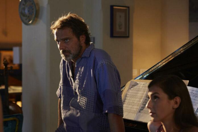 Alessandro Preziosi in una scena dal film Mio Fratello, mia sorella