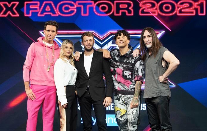 Guida Tv Giovedì 7 ottobre 2021 X Factor 2021