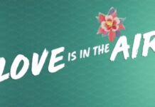 Logo di Love Is in The Air