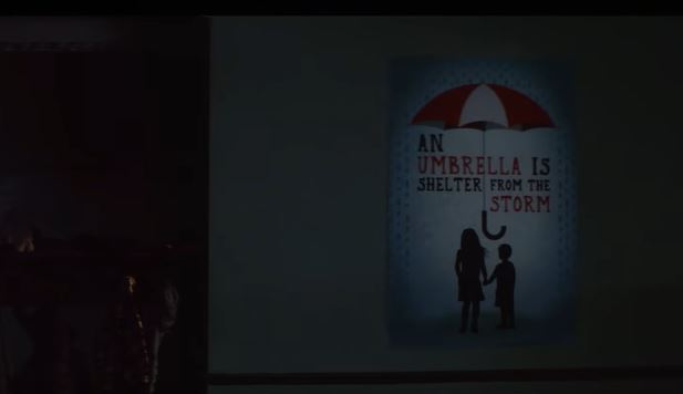 scena dal trailer di Resident Evil