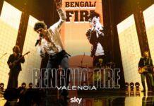 bengala fire a X factor