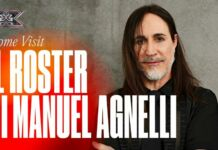 x factor 2021 Manuel Agnelli