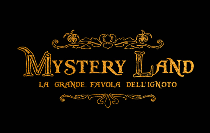 logo del programma Mystery Land