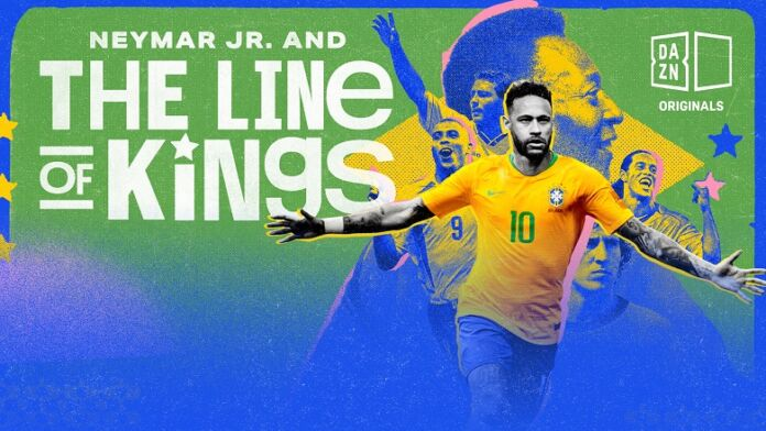 Neymar Jr. and the line of Kings